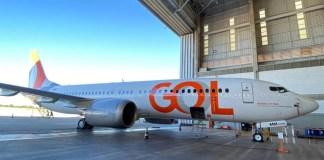 PR-XMM GOL 737 MAX