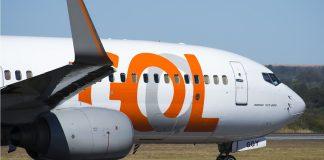 GOL Linhas Aéreas Boeing 737-800 Smiles