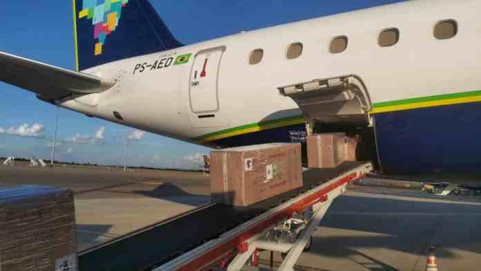 Azul Linhas Aéreas Covid-19 pandemia Embraer 195 Porto Alegre