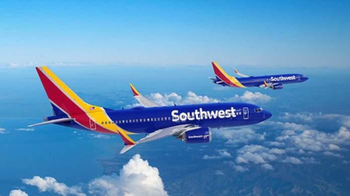 Boeing 737 MAX 7 Southwest