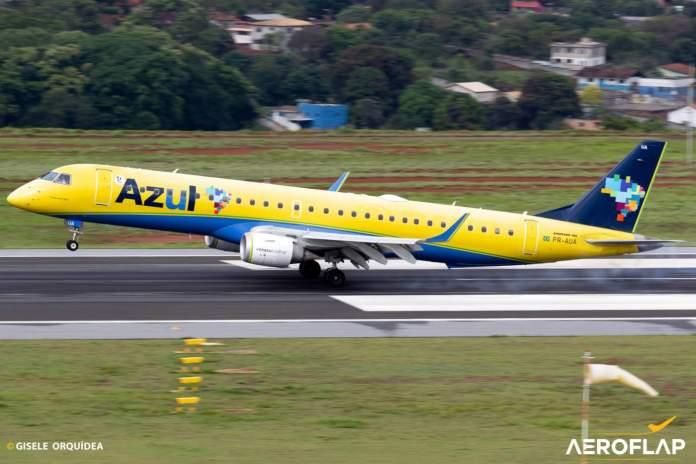 Azul Linhas Aéreas Semana do Consumidor Promoção