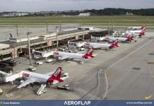 TAM LATAM Brasil Aeronaves