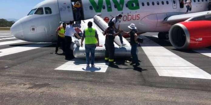 Viva Aerobus Airbus A320 México