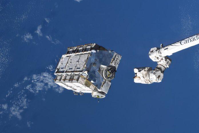 NASA Estação Espacial Internacional