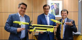 Ministério do Turismo ITA Transportes Aéreos Itapemirim
