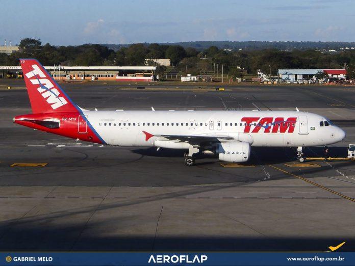 Airbus A320 LATAM