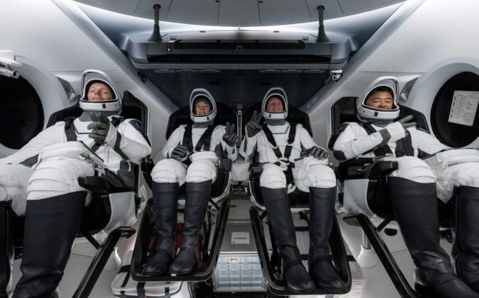 SpaceX Nasa Dragon Crew-2
