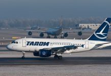 Airbus A318 TAROM