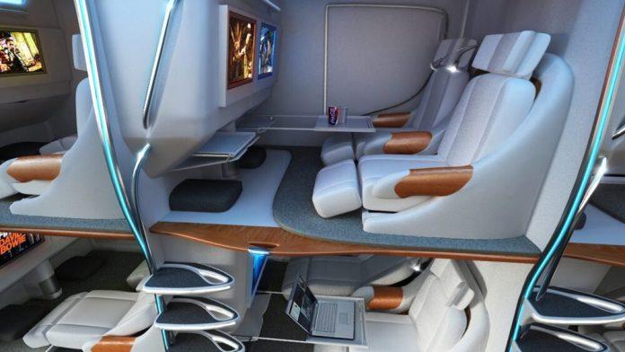 Beliche Airbus A380 Airbourne Hotel