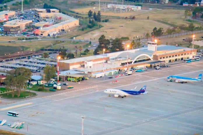 Aeroporto de Rosário Argentina