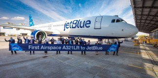 Airbus A321LR JetBlue