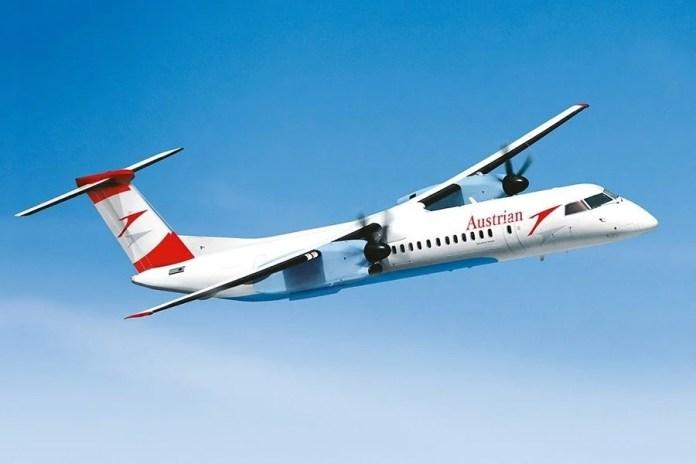 Dash 8 Austrian Airlines