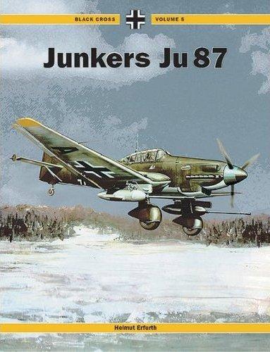 Aviation Book Series Black Cross