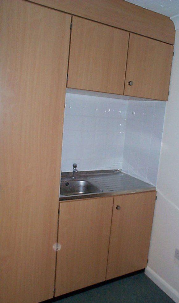 Storage wall Cupboard Installation Using Assmann InvitAss