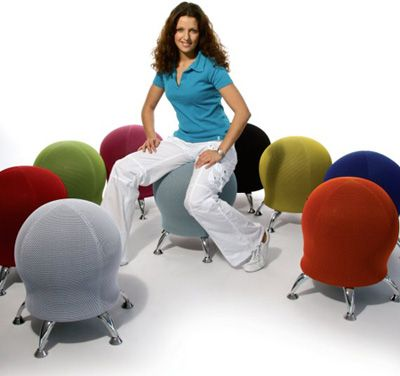 office chair ball gaming chairs for ps4 chaira066 china fiberglass leisure on seating fitness sitness 5 exercise