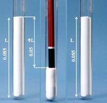 Reduced bonding silica aerogels (image courtesy of Prof. A. Venkateswara Rao)