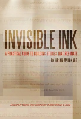 Brian McDonald - Invisible Ink