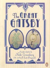 The Great Gatsby Graphic Novel by Nicki Greenberg