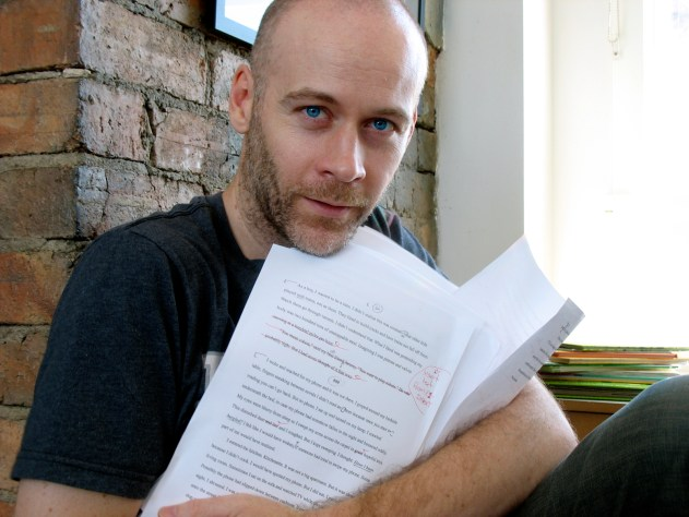 After the First Draft: Max Barry on Editing