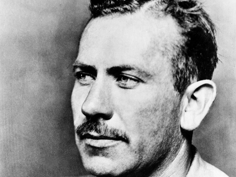 John Steinbeck's Six Tips for Aspiring Writers