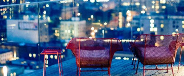 Writing Residencies - New York