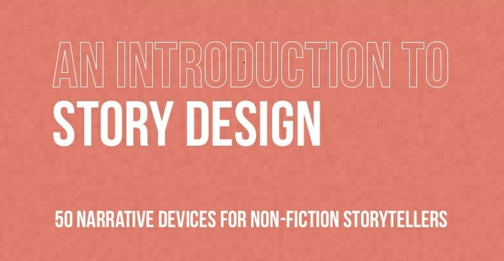 50 Narrative Devices for Non-fiction Storytellers