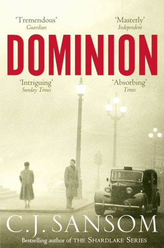 Stephen King Reading List - Dominion by CJ Sansom