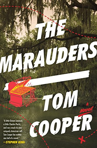 Stephen King Reading List - The Marauders by Tom Cooper