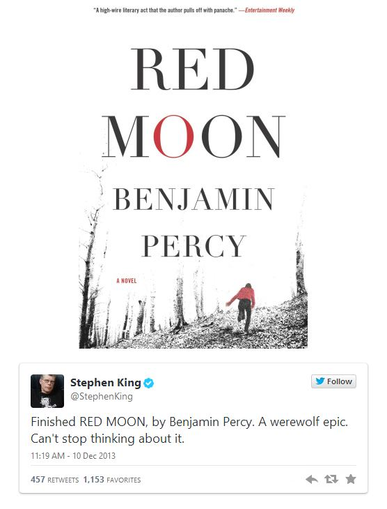 Stephen King's Reading List: 22 Books Recommended via