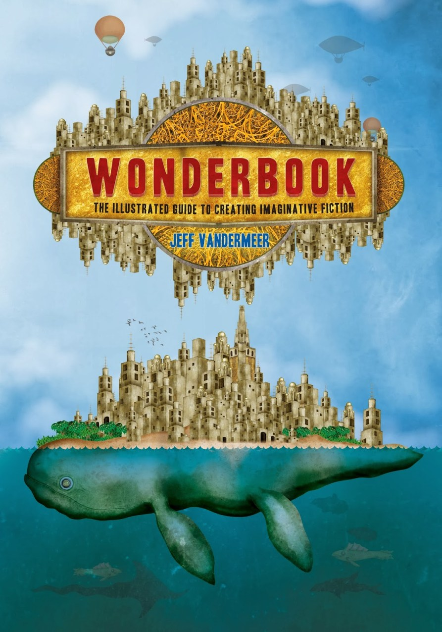 Christmas Gifts for Writers - Wonderbook The Illustrated Guide to Creating Imaginative Fiction