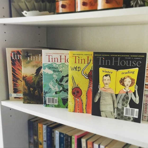 Tin House is Accepting Unsolicted Submissions for 2017