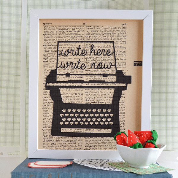 write-here-write-now-typewriter-art
