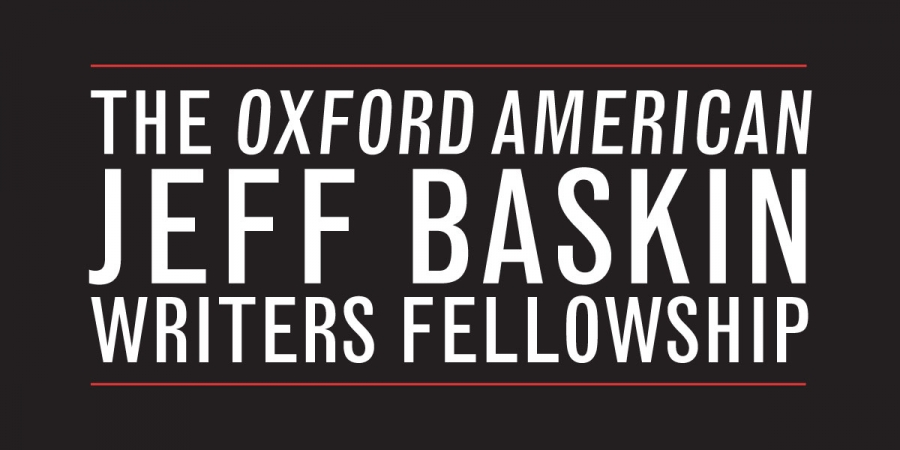 The Oxford American Writers Fellowship: Applications Close 8