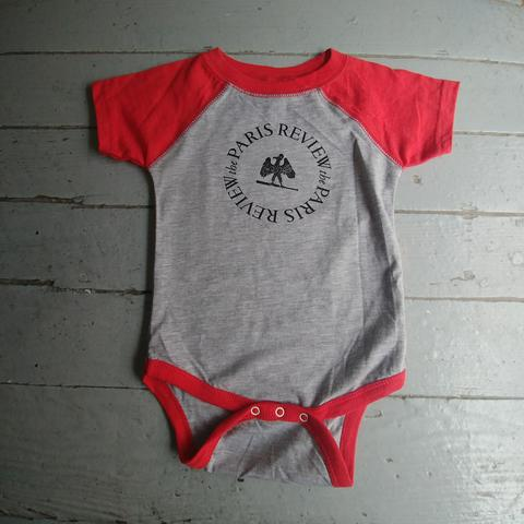 The Paris Review Softball Onesie - Gifts for Writers