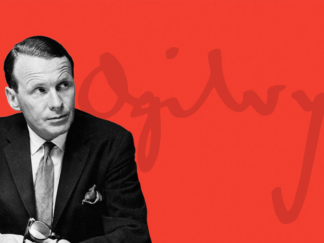 How to Write - 10 Tips from David Ogilvy