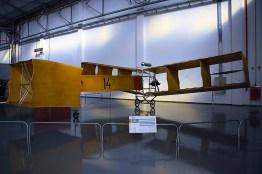 Visita ao museu TAM organizada pelo AEROIN em Junho de 2011.