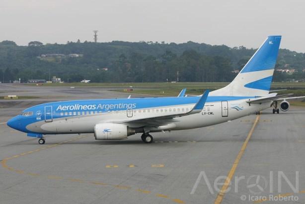 Aerolineas Argentina Boeing 737-700