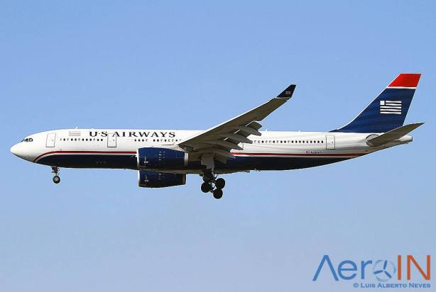 US.Airways Airbus A330-243