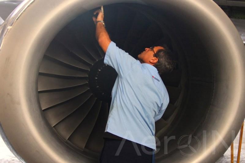 A TAP é reconhecida como um dos melhores centros autorizados da Embraer.