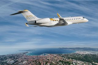 Global 6000_New Livery_2015