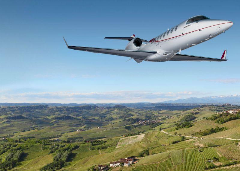 Learjet 75_New Livery_2015