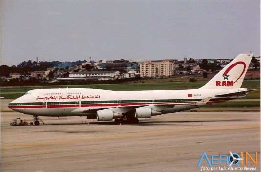 RAM 747-400 CN-RGA