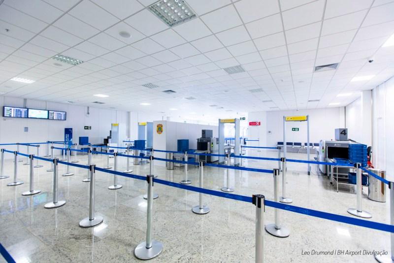 Terminal 3 - Sala de Embarque 01