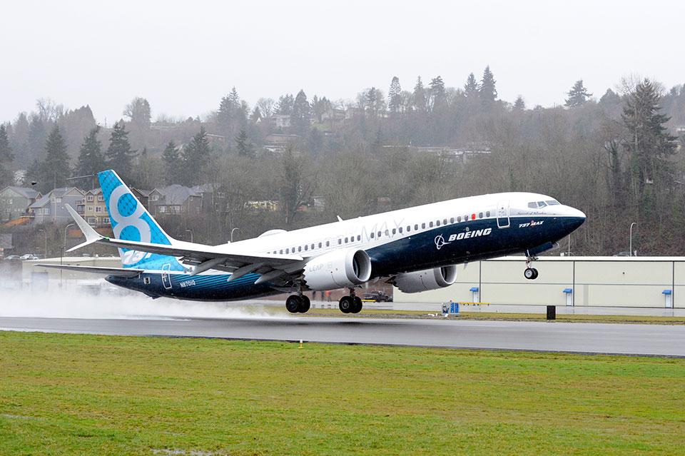 GOL anuncia configuração de seu Boeing 737 MAX-8.