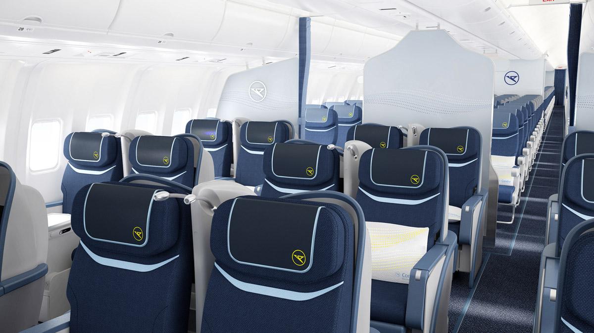 Premium Economy Condor 1 - AEROIN