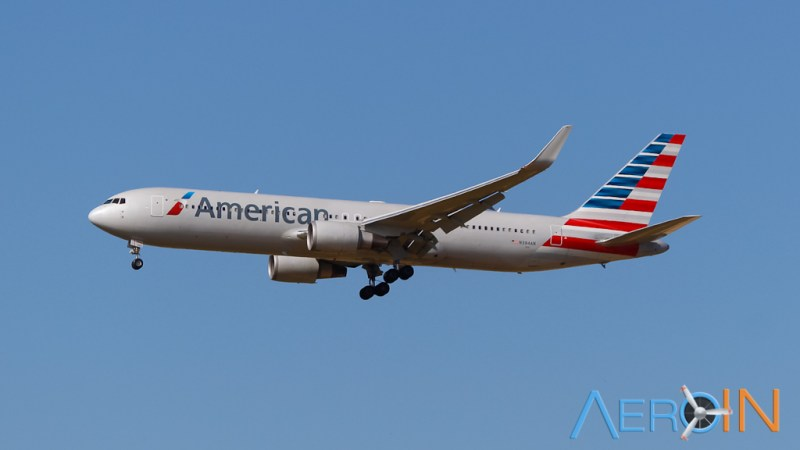American 767