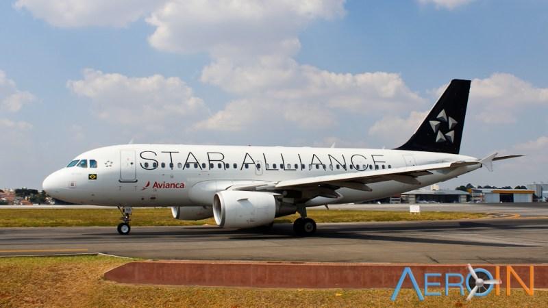 Avianca Star Alliance Airbus A319