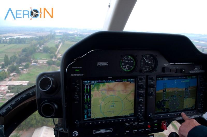 Cockpit Bell 407