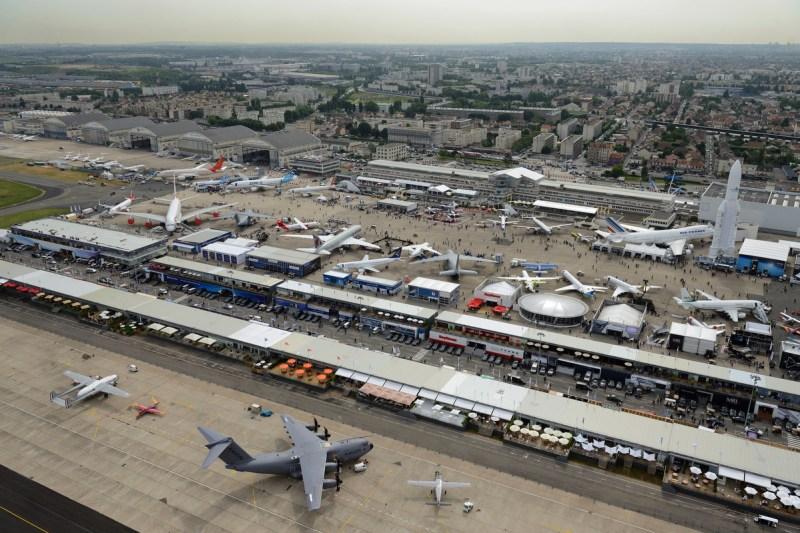 Imagem: Le Bourget, Paris Air Show
