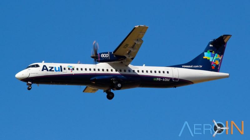 Azul ATR-72-600